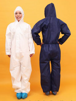Disposable Protective Hospital Coverall