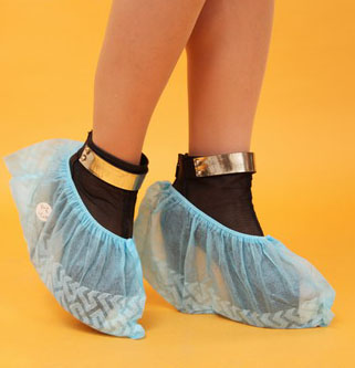 Disposable Protective Hospital Shoes Cover 01