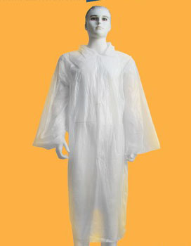 Disposable Protective Hospital Suit