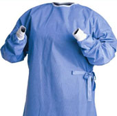 Disposable Protective surgeon suit 02